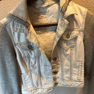 Aero Jean jacket